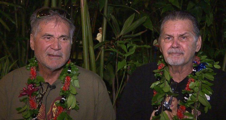 Amis depuis 60 ans, ils découvrent qu'ils sont frères biologiques
