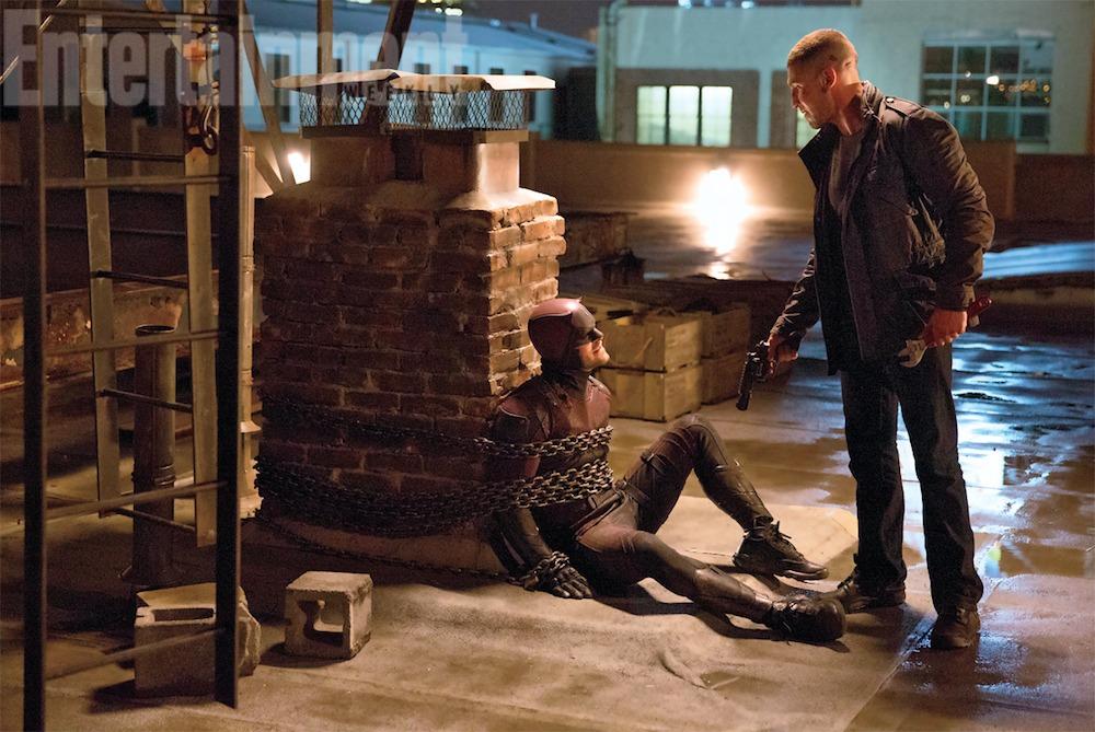 The Punisher (Netflix) va avoir le droit à une deuxième saison !