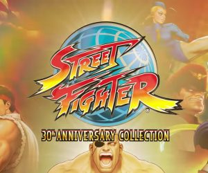 Street FIghter 30 Anniversary Collection 01