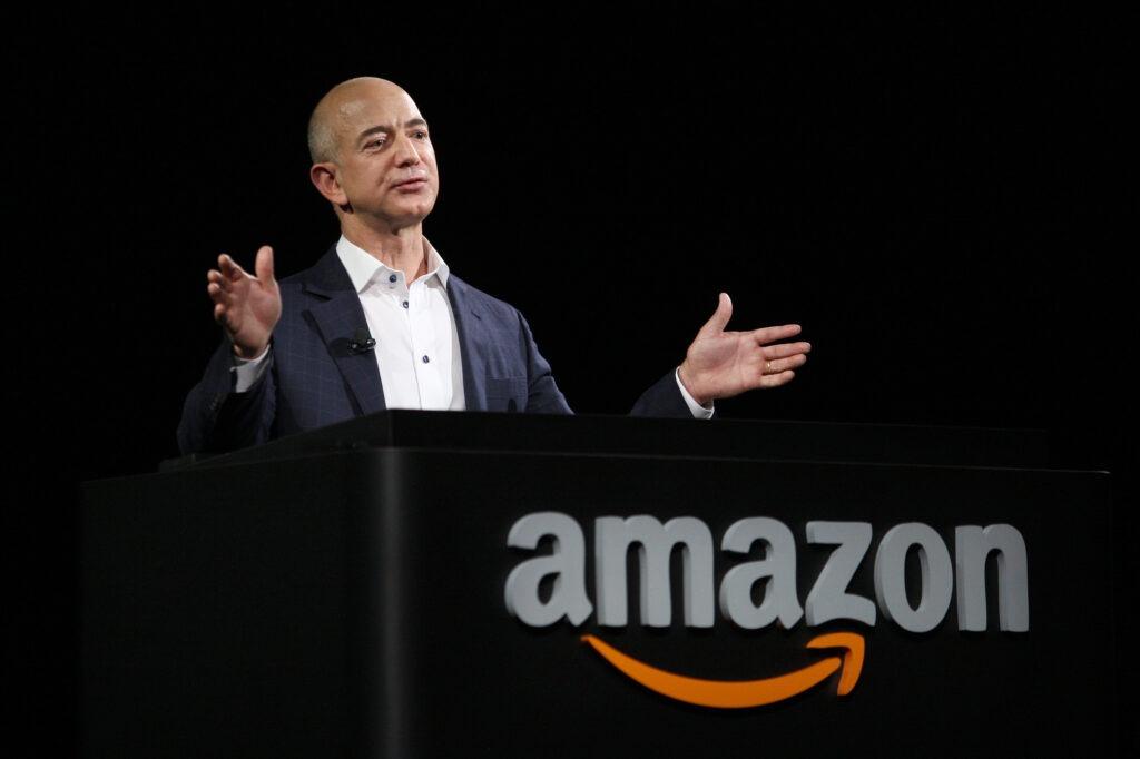 Jeff De L'histoire Est L'homme Le Bezos Désormais Riche Plus UqVGLSzMp