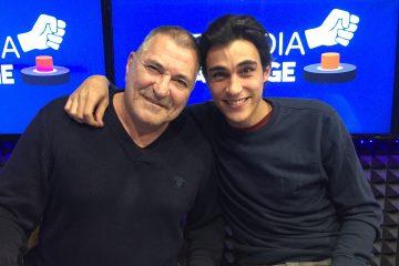 Jean-Marie Bigard et Martial