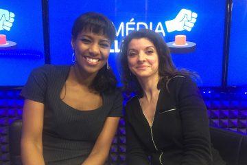 Marie-Aline Méliyi et Linda Bendali