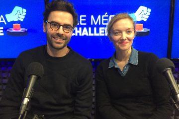 Thomas Isle et Maya Lauqué