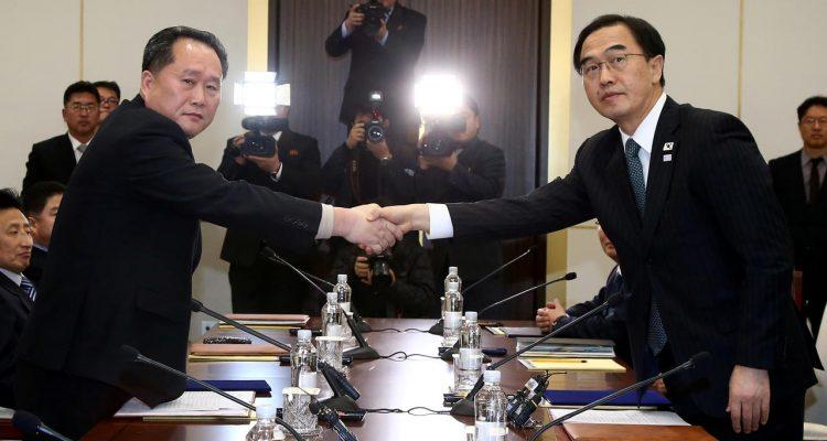 Vers une participation commune des deux Corée aux Jeux ?