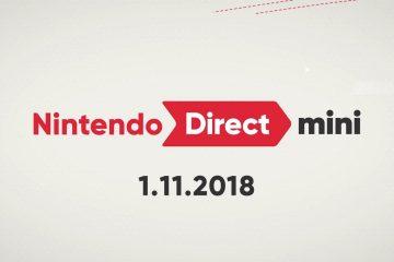Nintendo Direct Mini 01