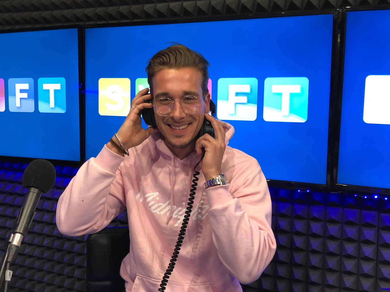Julien Geloen sur VL dans SWIFT