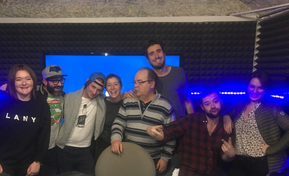 podcast, radio