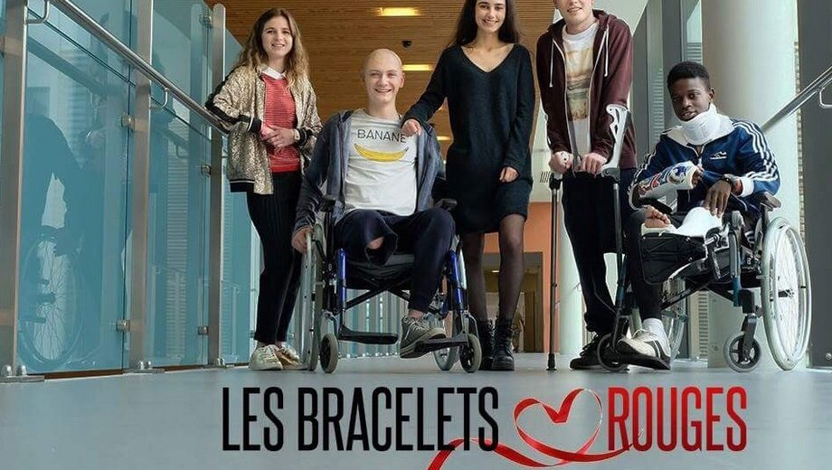 """Résultat de recherche d'images pour """"série les bracelets rouges"""""""