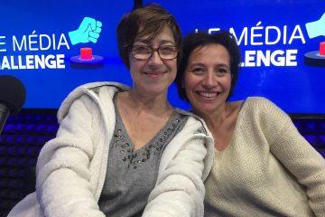 Michèle Garcia et Nathalie Le Breton