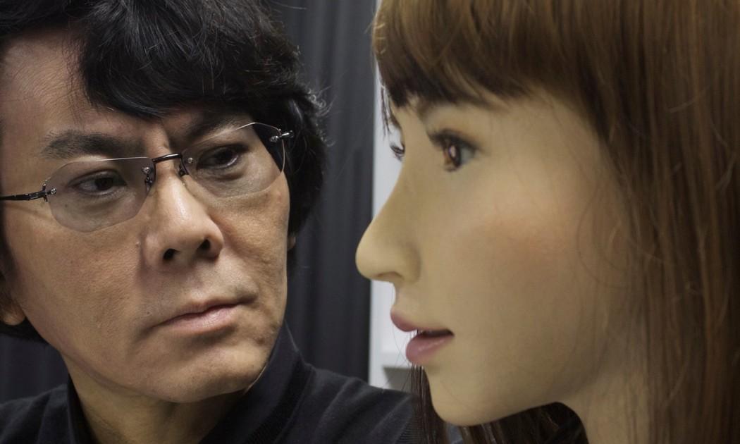 Japon : le robot Erica prend les rênes d'un JT