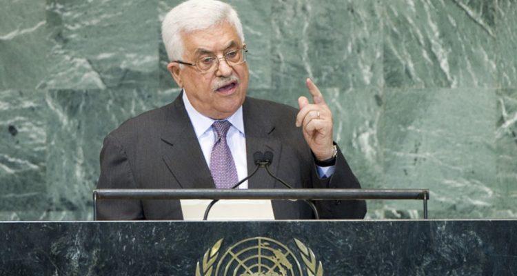Abbas réclame un