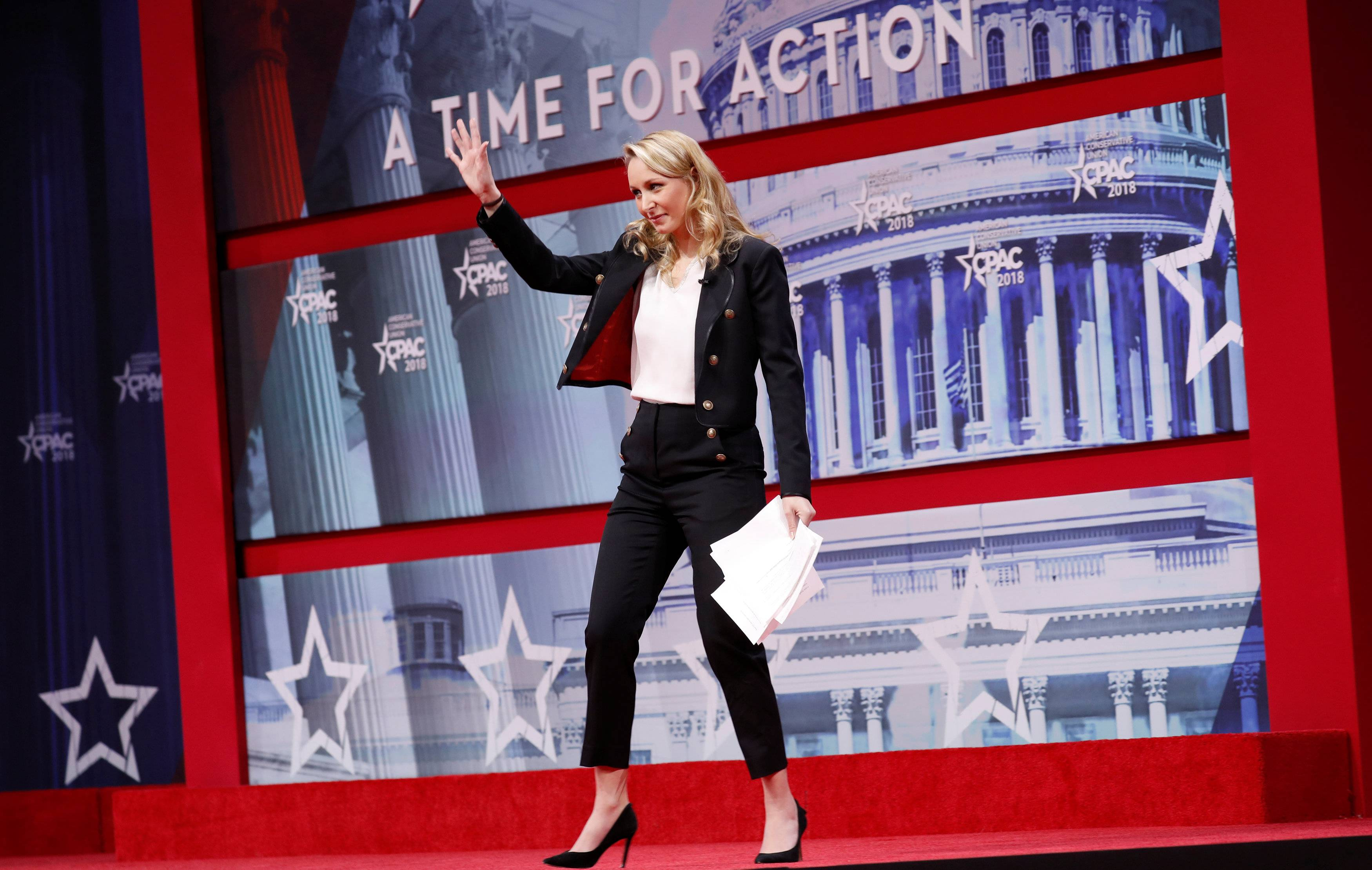 En 2022, Marion sera une jeune présidente d'exception