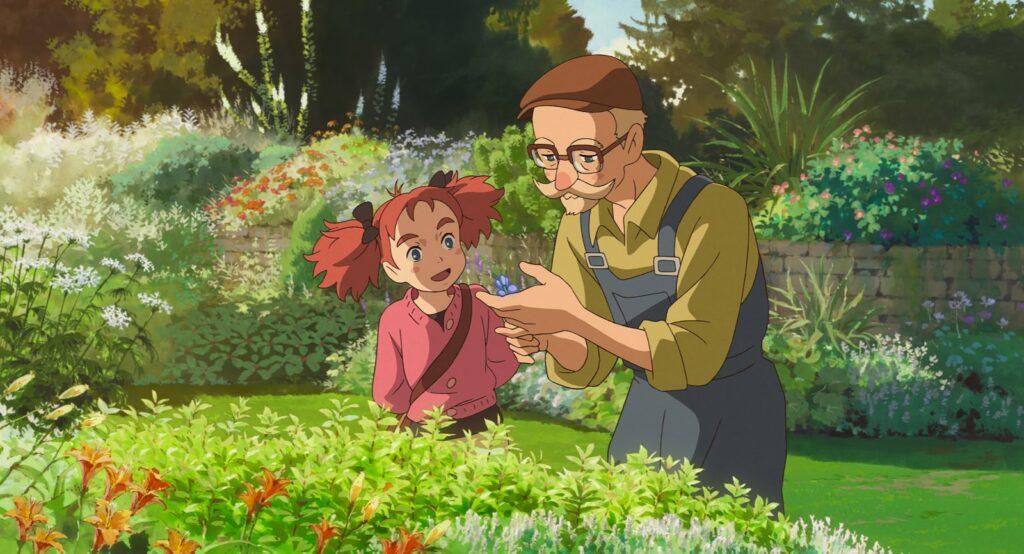 Mary et la Fleur de la Sorcière 04