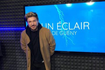 Quentin Mosimann dans Un Eclair De Gueny sur VL
