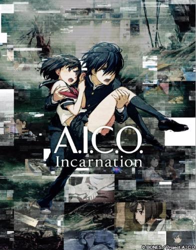 A.I.C.O. Poster