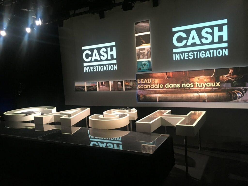 Les pratiques des industriels de l'eau seront au coeur de Cash Investigation ce mardi soir ©France 2 / Premières Lignes