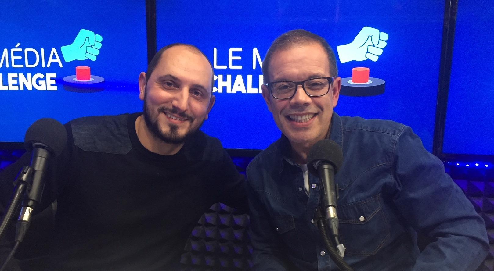 Karim Rissouli et Kamel Boudra