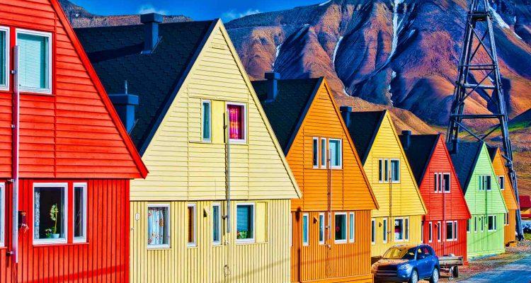 A Longyearbyen, il est illégal de mourir — Norvège