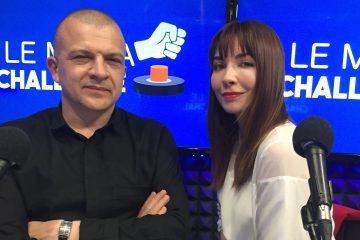 Alix Bénézech et Raphaël Garrigos