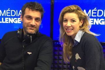 Gil Alma et Anaïs Nyl