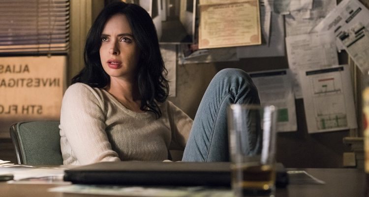 Saison 3 commandée par Netflix — Jessica Jones