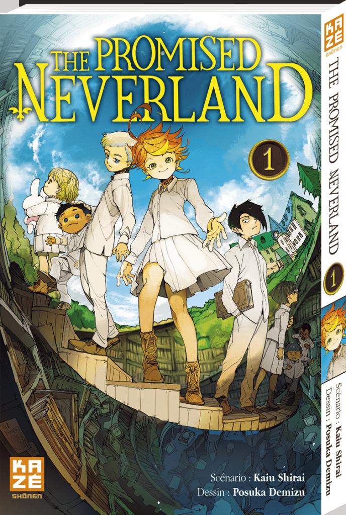 Promised Neverland 05
