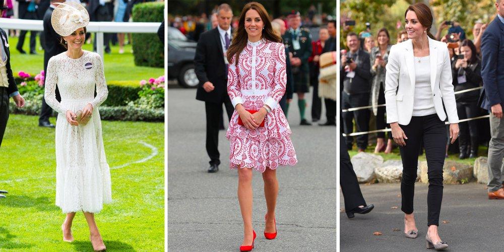 18ccd2eff8fd4 Notre top VL des looks arborés par Kate Middleton au quotidien