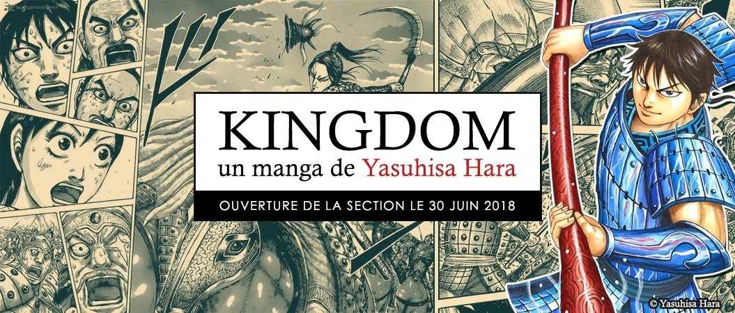 Kingdom le 30 Juin