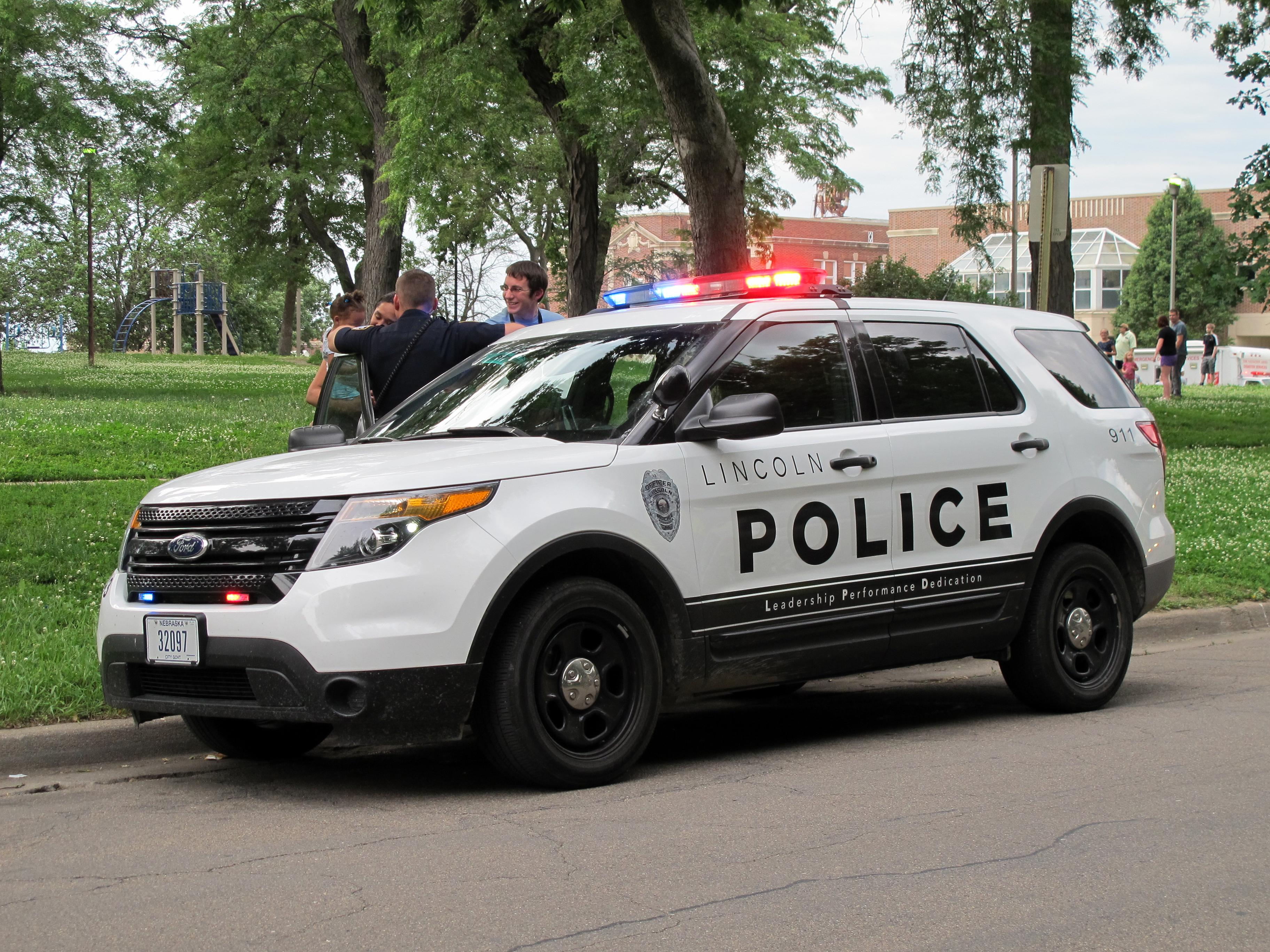 nouvelles de la police californienne