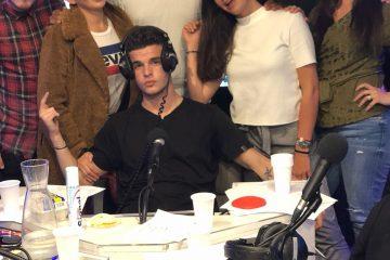 Julien Castaldi avec Eloy sur VL
