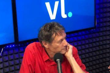 Antoine de Maximy dans un eclair de gueny sur VL