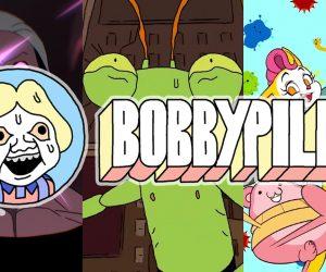 HyperLink 64 - Bobbypills, quand l'animation lève le majeur