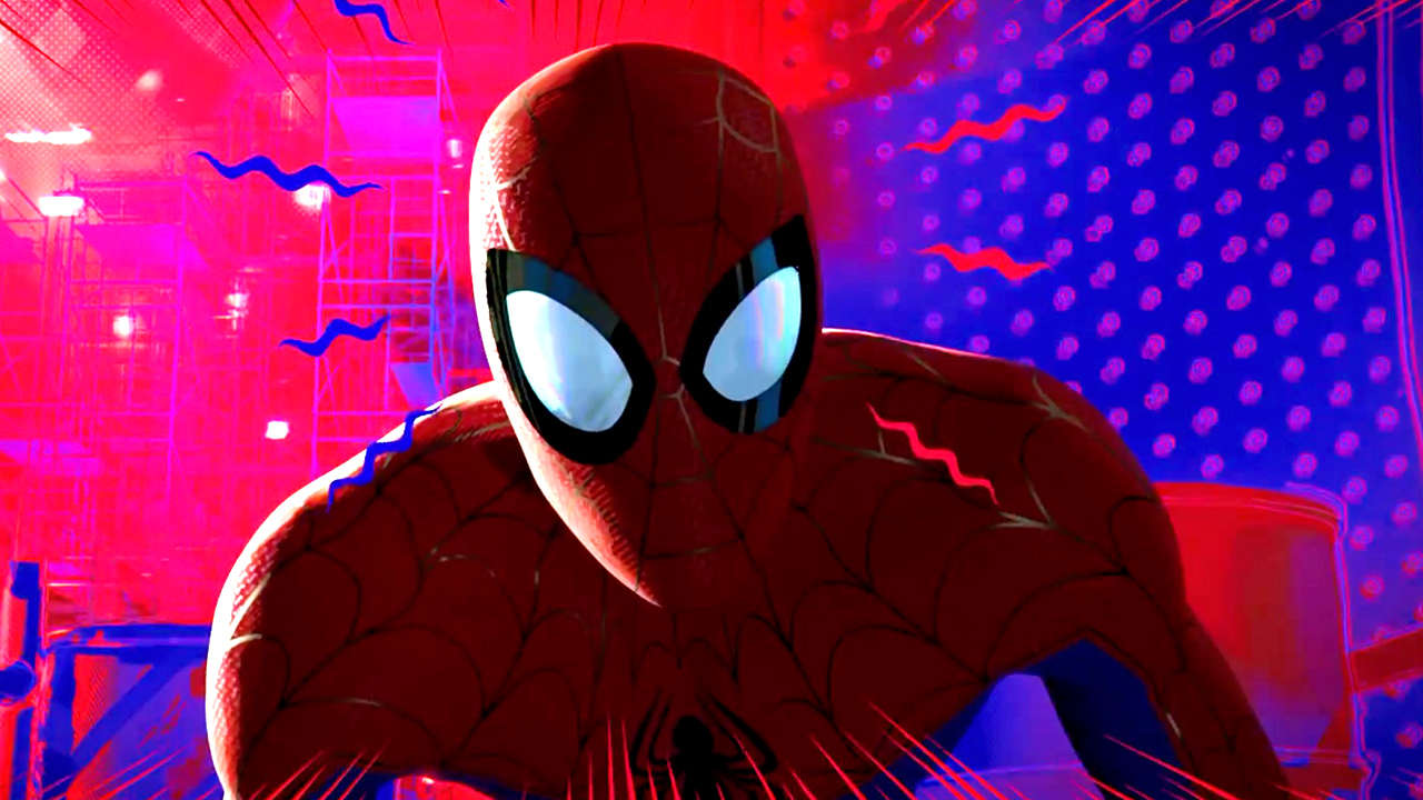 Spider-Man : New Generation à Annecy