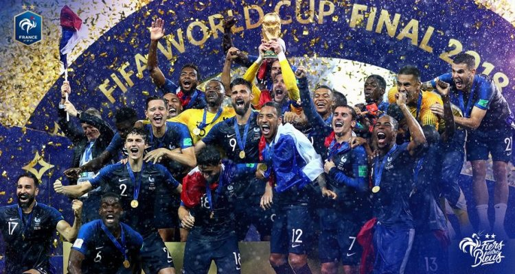Football : 10 choses que nous avons apprises du Mondial 2018