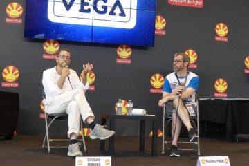 Conférence Vega Japan Expo