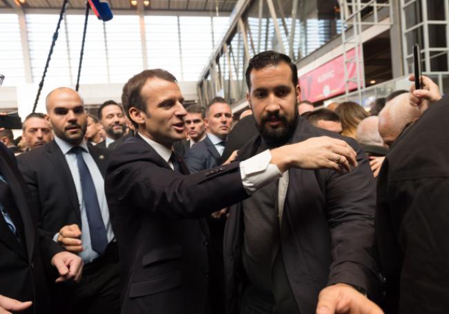 Alexandre Benalla Regle Ses Comptes Avec Les Forces De L