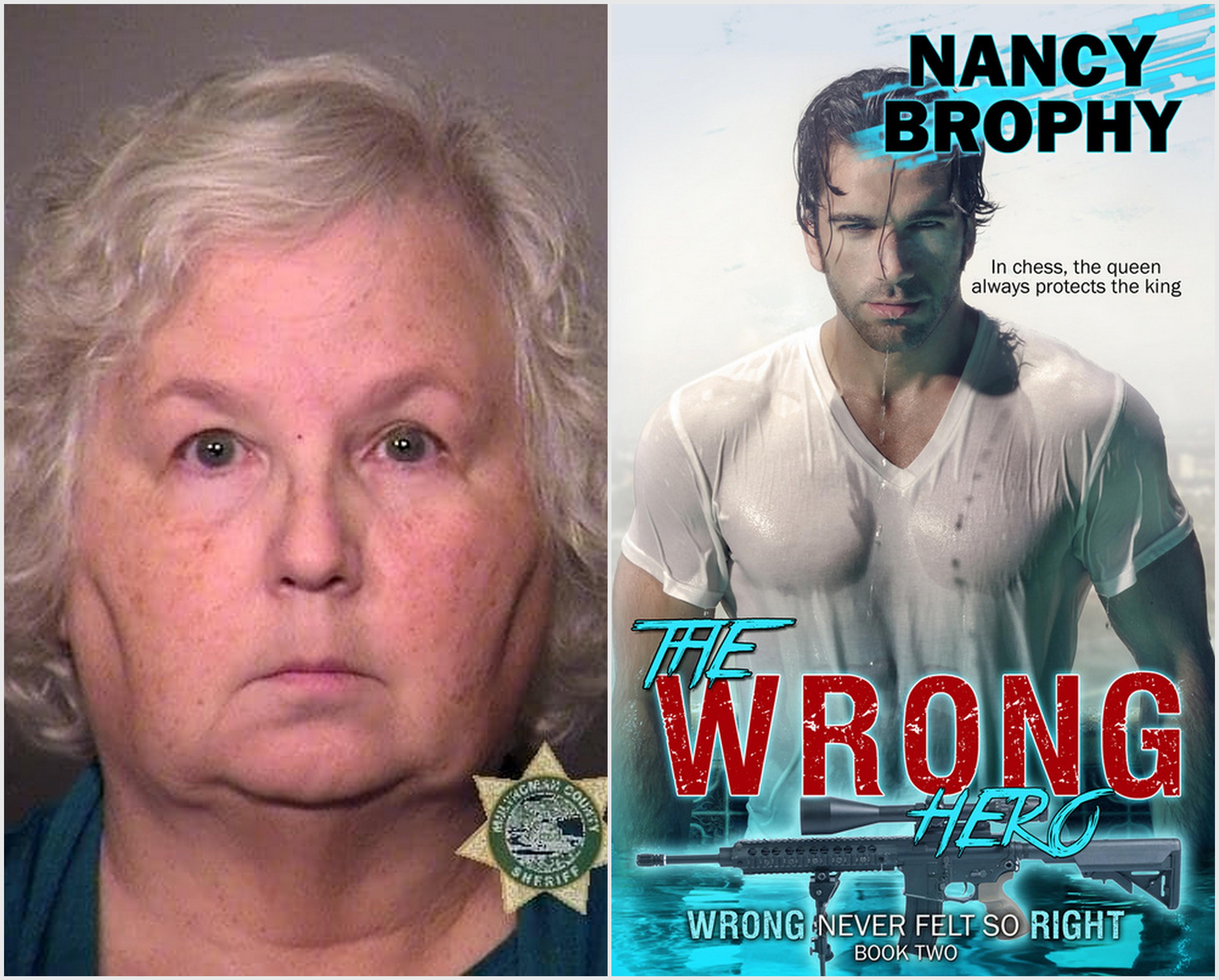"""Nancy Brophy auteure d'un essai """"comment tuer son mari """""""
