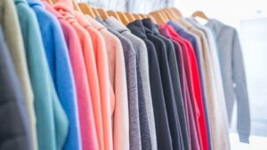 Une sélection tendance, chic et décontractée pour les vêtements proposés par Hyza&Luwi