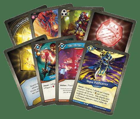 Keyforge cards 1