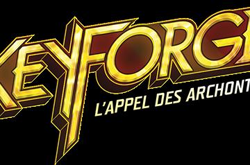 keyforge Logo 1