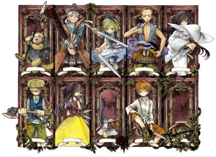 Teasing Fairy Tale Battle Royale Bagarre