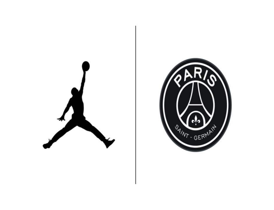 5583a662d Le PSG vient d'officialiser sa collaboration avec la marque Jordan. Une  fois de plus, le PSG marque l'histoire du foot. C'est le premier club à  voir ses ...