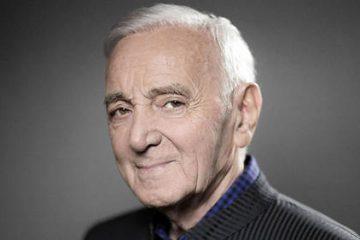 6 choses à connaître sur Charles Aznavour JOEL SAGET / AFP