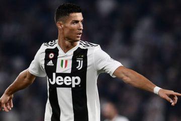 Cristiano Ronaldo rejoint la Juventus en juillet. AFP / Marco Bertorello