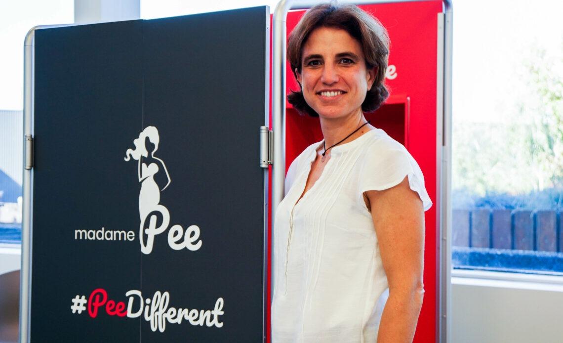 madamePee urinoir