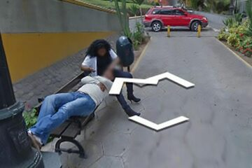 Au Pérou, un homme découvre les infidélités de sa femme grâce à Google Maps (Crédit : Google Maps)