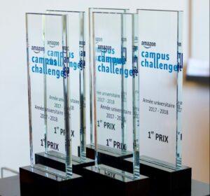 Amazon Campus Challenge vainqueurs