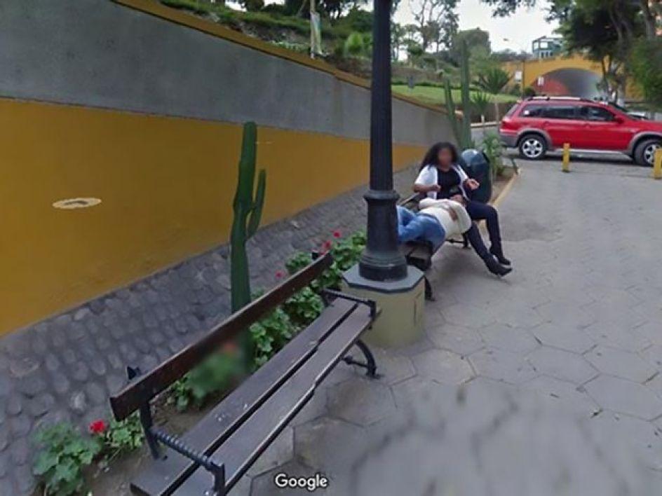 Il surprend sa femme avec un autre homme sur Google Maps