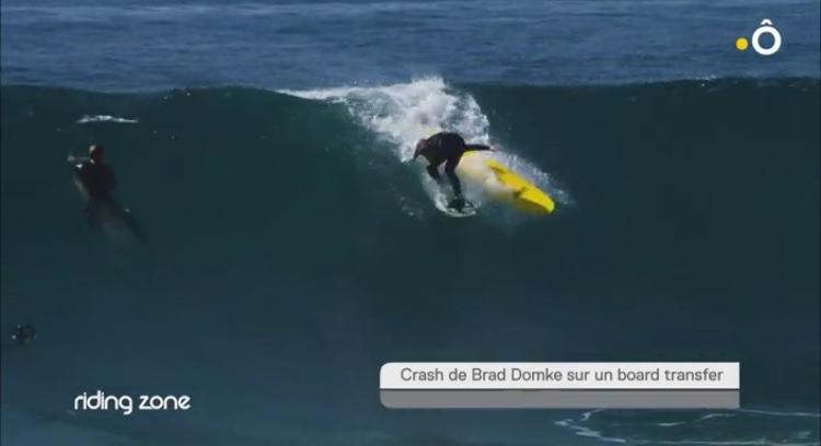 crash de Brad Domke