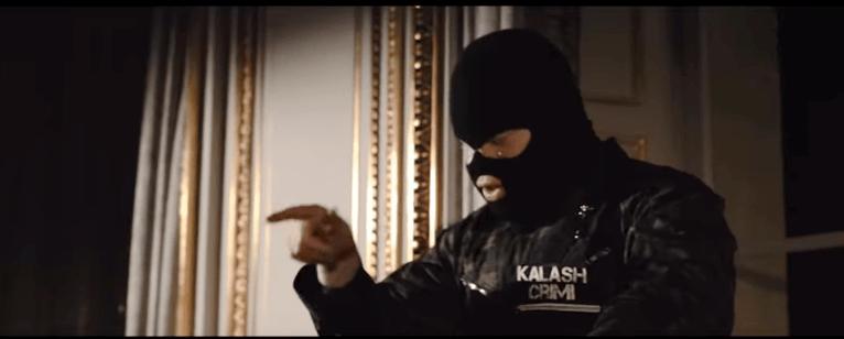 Kalash Criminel : un artiste cagoulé